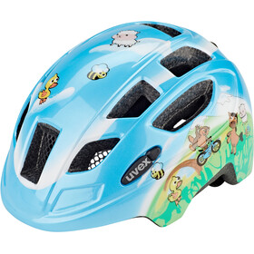 UVEX Finale Helmet LED Kinder farmer
